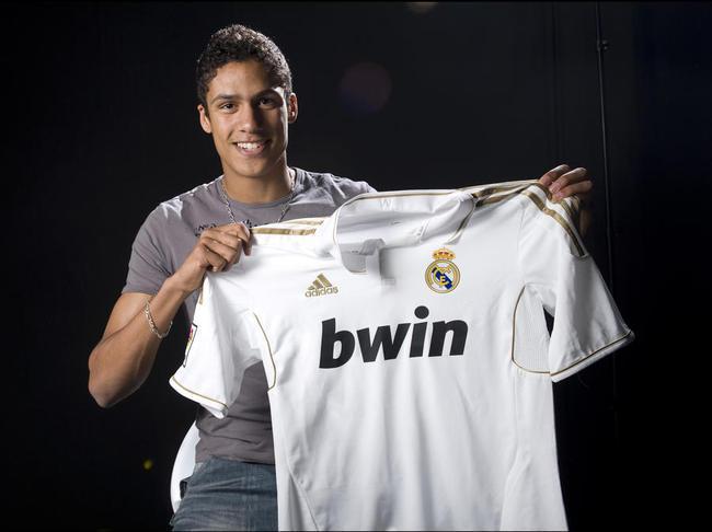 Kaalintee ayuu Raphael Varane kaga jiraa xiddigaha qiimaha ugu badan kaga tagay Real Madrid?