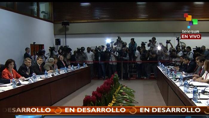 Comenzó ronda de conversaciones sobre relaciones diplomáticas entre Cuba y Estados Unidos