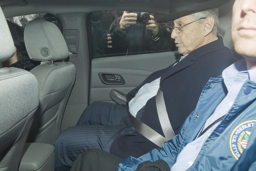 Democrat Sheldon Silver NY Assembly Speaker charged in corruption scheme