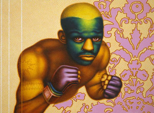 Paying us a visit today? Make sure you visit the FREE Ed Paschke exhibition @AshmoleanMuseum also! http://t.co/WmgAB4LoYi