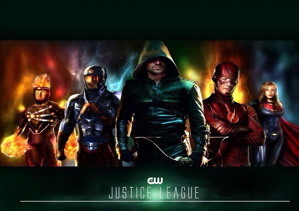 cw justice league - photo #12