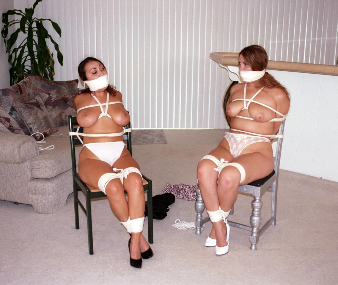 Gloria reyes in bondage