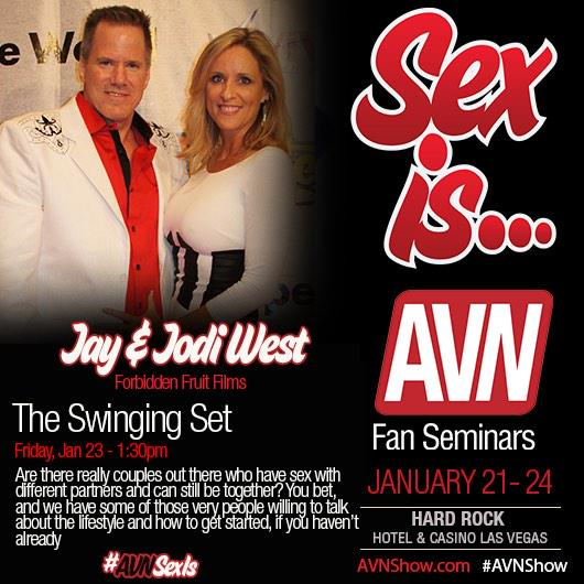 Meet me at the @AEexpo in Vegas for a fun #swinging panel #AVNShow #AVNSexIs Friday January 23 at 1:30