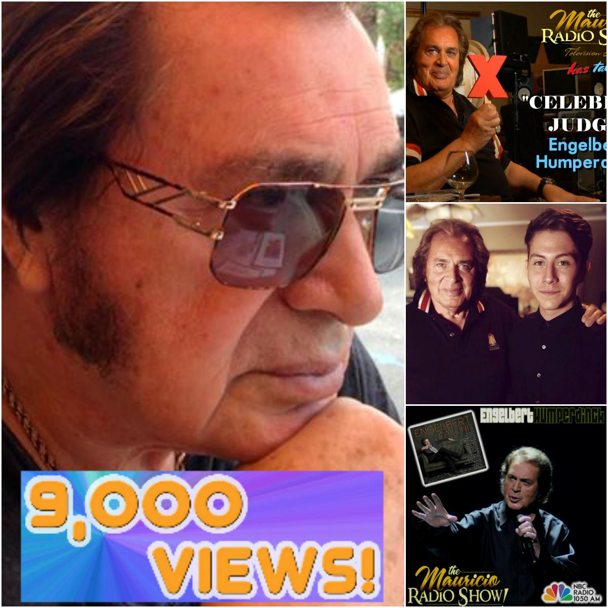 AMAZING! My Interview with @ehumperdinck reached 9.000 VIEWS and it's growing! https://t.co/Pkb97ViLgB #AGT @nbcagt http://t.co/9gqi2nVVkp