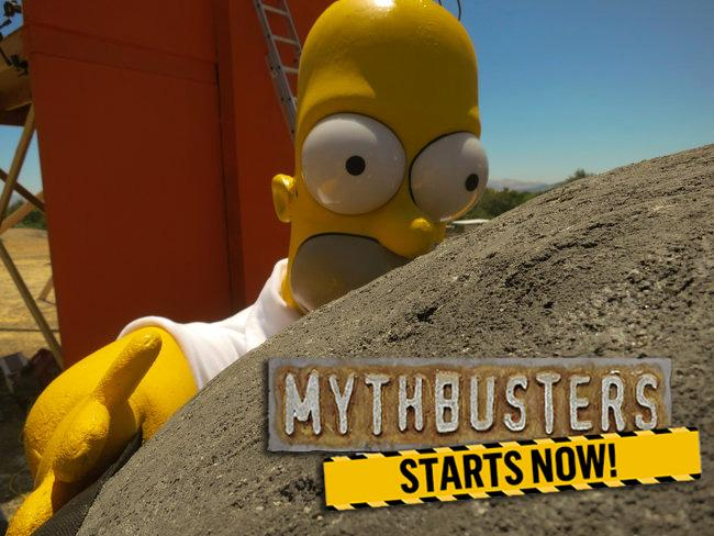 RETWEET if you're watching! #MythBusters http://t.co/wSTPWW5PQj
