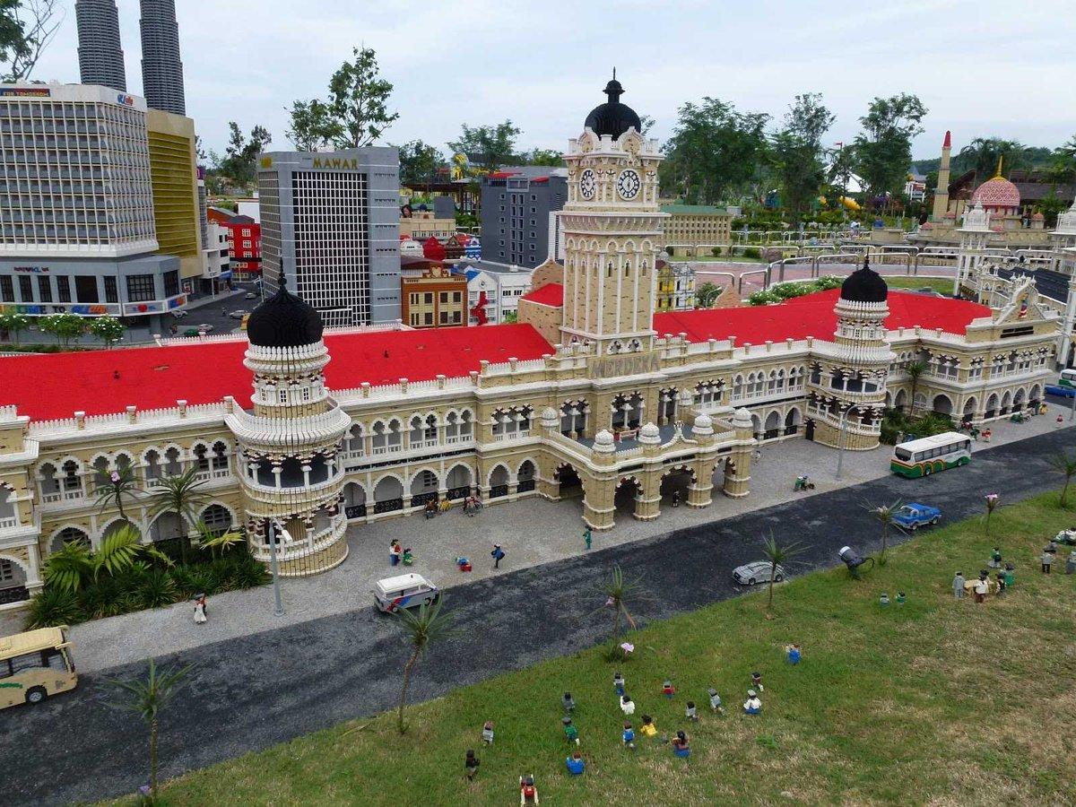 Legoland Malaysia, Nusajaya, Johor.   weehingthong