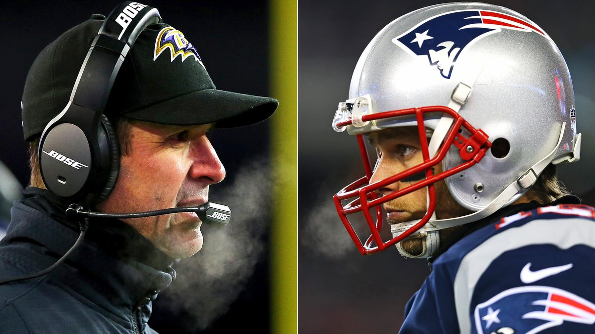 John Harbaugh Complains About Patriots' Formations; Tom Brady Says 'Figure It Out' http://t.co/NXQjEfiQFH http://t.co/8JIwOsFCX6