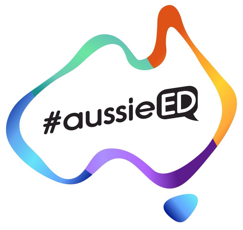 Under an hour until the next #aussieED chat starts! Hope to see you there 😜 http://t.co/hlTX2Tygli
