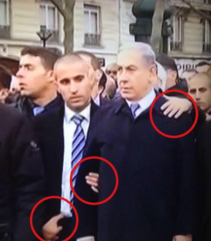 """Résultat de recherche d'images pour """"netanyahu bodyguard"""""""