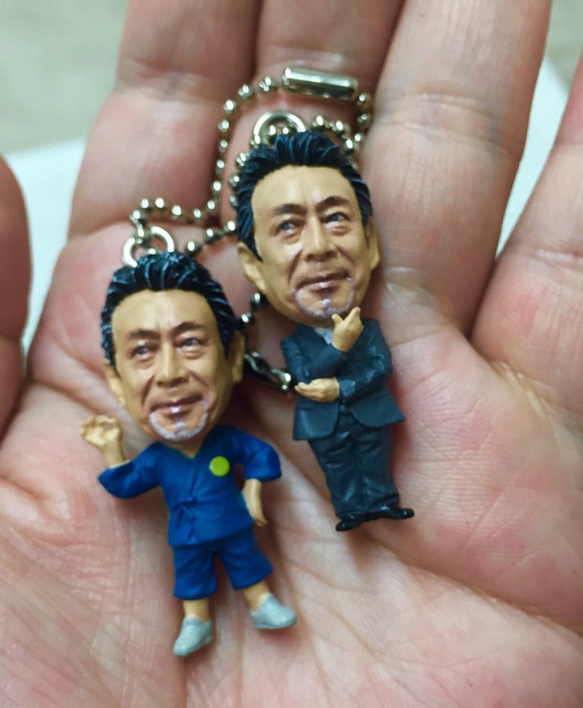 ガチャポンに高田純次を見つけた上にその出来の良さにダブルで笑っている(笑) pic.twitter.com/pTDj9PQS6Y