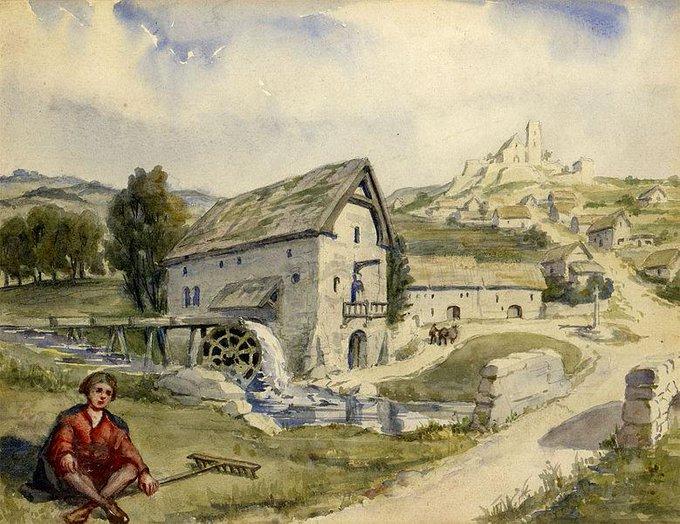 中世フランスの農業の変遷 【中世パン図鑑別冊】 5ページ目 Togetter
