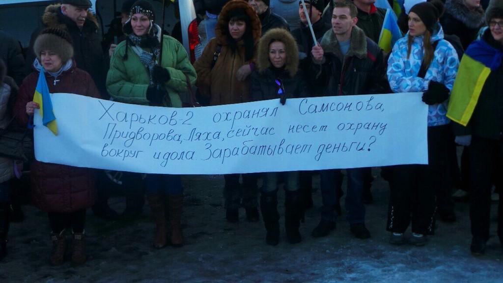 Похитители отпустили главу сельсовета Широкино Донецкой области Александра Глущенко и его жену - Цензор.НЕТ 5452