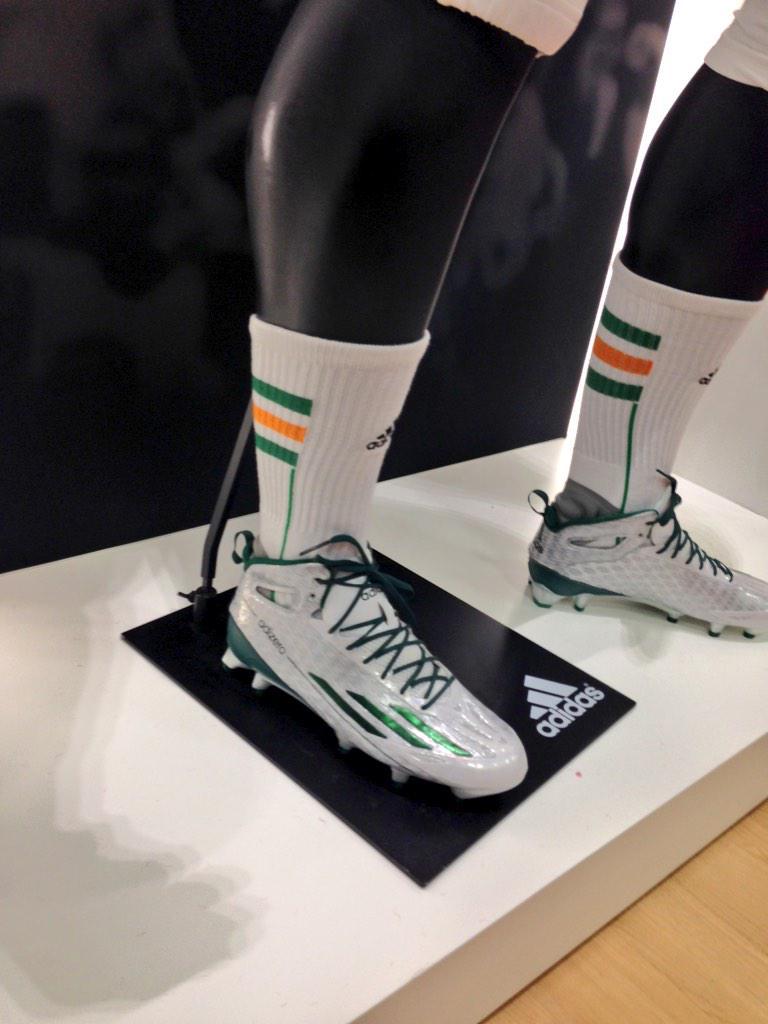 New Adidas Miami Hurricanes Uniform - CanesTime.com Forums - Scout