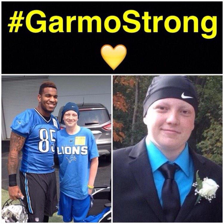 Gage doesn't need to meet @Eminem. Eminem needs to meet Gage!  We are trying to make it happen #GarmoStrong http://t.co/Y3BIUU2fon