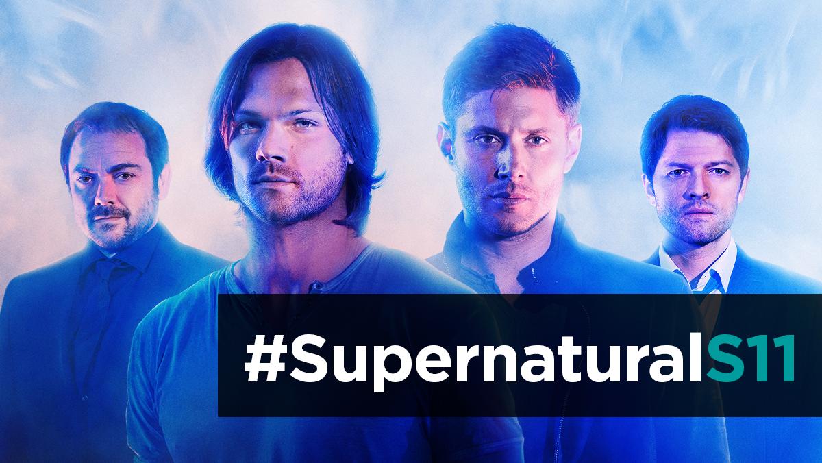 Supernatural Twitter