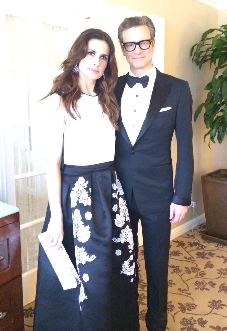 on our way #GoldenGlobes2015 #GreenCarpetChallenge @erdem @Tom_ford @chopard @rogervivier @GCC_ecoage http://t.co/9MHONn0wt8