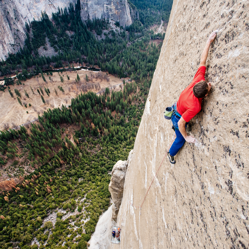 @tommycaldwell1 on pitch 19 of the #DawnWall. This is what's in store for @kjorgeson tomorrow. Onward and upward! http://t.co/FYezVF4iwS