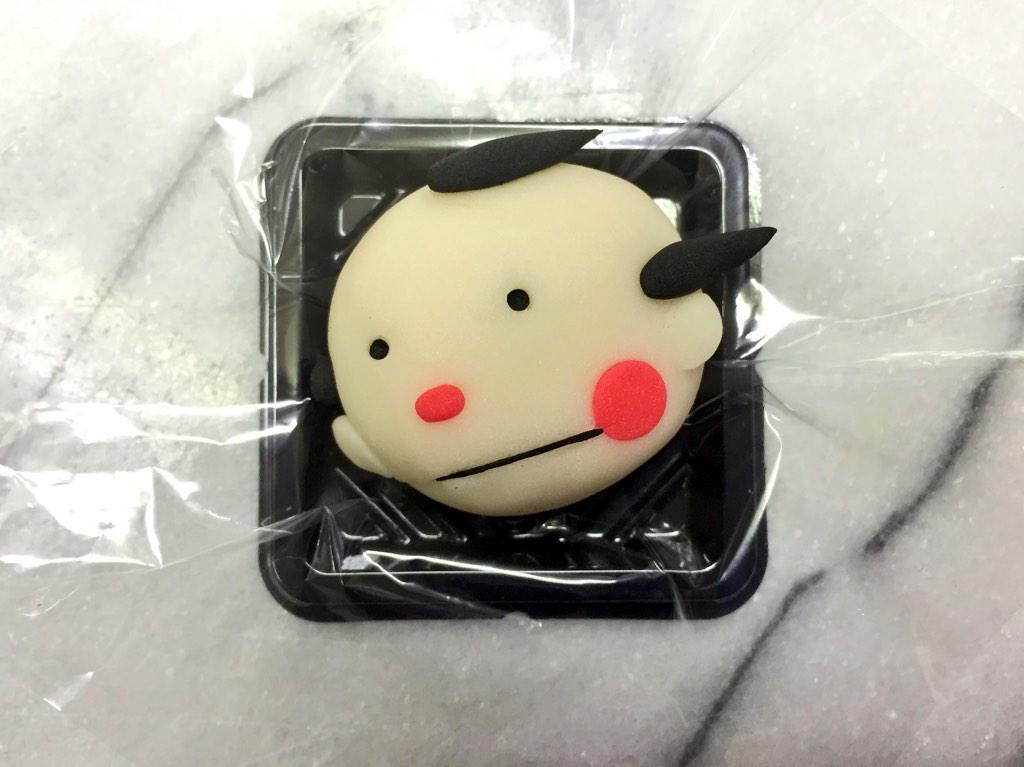 ぼぉ〜やー♪よいこだ ねんねしな〜♪太郎#まんが日本昔ばなし #和菓子で作ってみたZ pic.twitter.com/deIbqYuovO