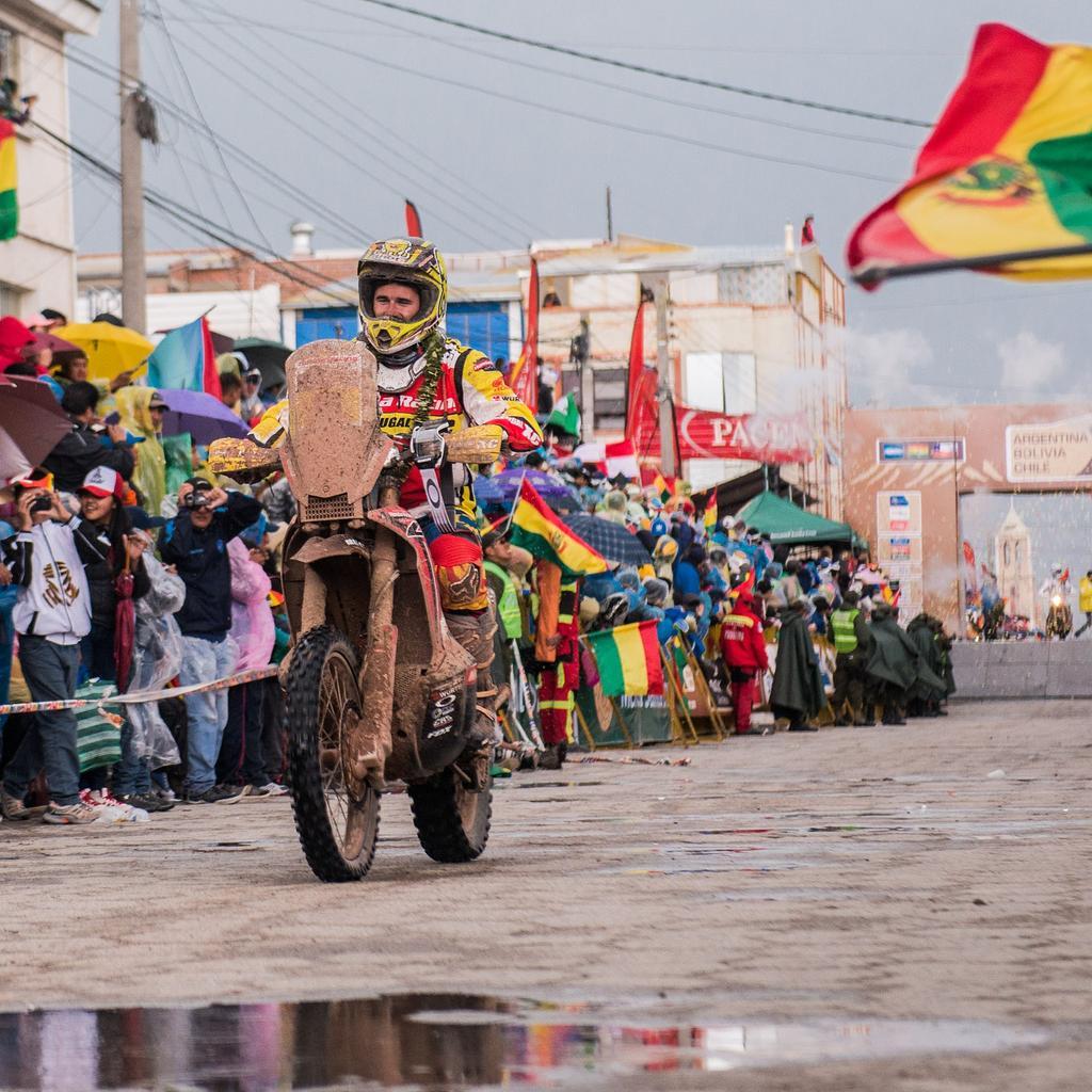 Etapa 7 entrando a Bolivia etapa maratón ✌ http://t.co/wjz4MOeKA1
