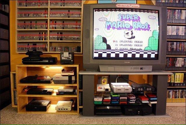 とあるお金持ちのゲーム部屋がすごすぎる pic.twitter.com/DOcvklxBxr