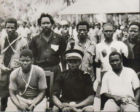 Afbeeldingsresultaat voor mapinduzi ya zanzibar 1964