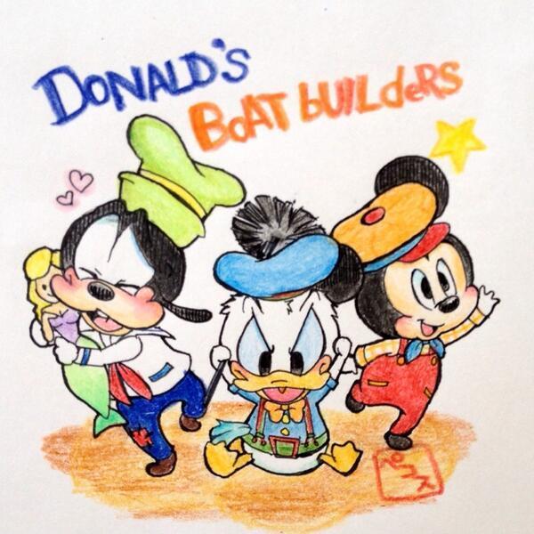 ディズニー大好きイラストbot At Disneyirasuto29 Twitter
