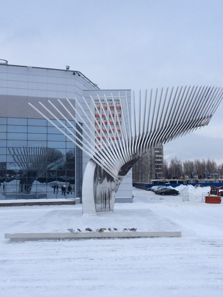 Visited the lokomotiv memorial today.  #neverforget http://t.co/pOHxRAplTp