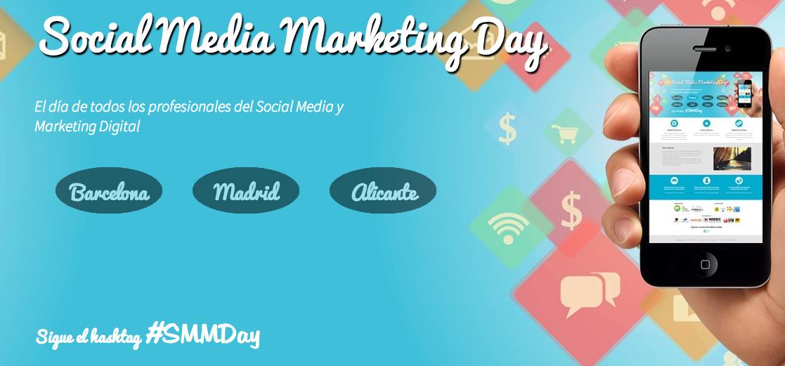 Social Media Marketing Day #SMMDay