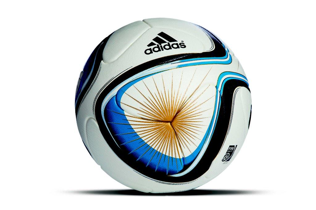 Nueva pelota adidas para el torneo de Argentina: Argentum 2015