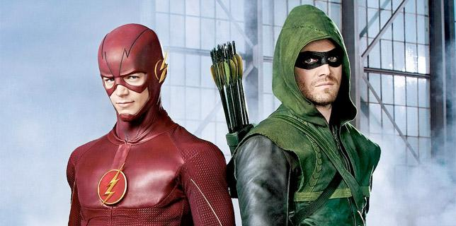 """The Flash"" e ""Arrow 3"": da stasera in esclusiva tv e streaming su Italia 1"