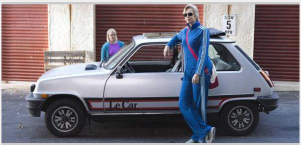 Groupe Renault On Twitter Photo Sue Sylvester Drives A French
