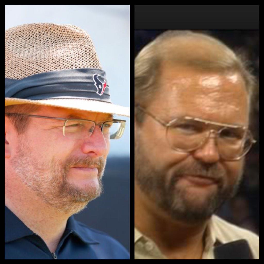 Jets are set to hire Mike Maccagnan as GM. Loved him in his WWE days when he wrestled under the name Arn Anderson http://t.co/X801ZnDzNl