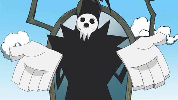 The Best Lord Death Soul Eater Without Mask PNG