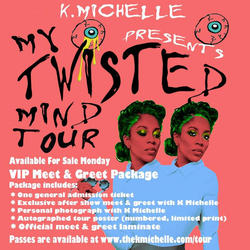 K michelle on twitter vip meet greet packages available k michelle on twitter vip meet greet packages available today on httptzm2s24qbmp limited availability m4hsunfo