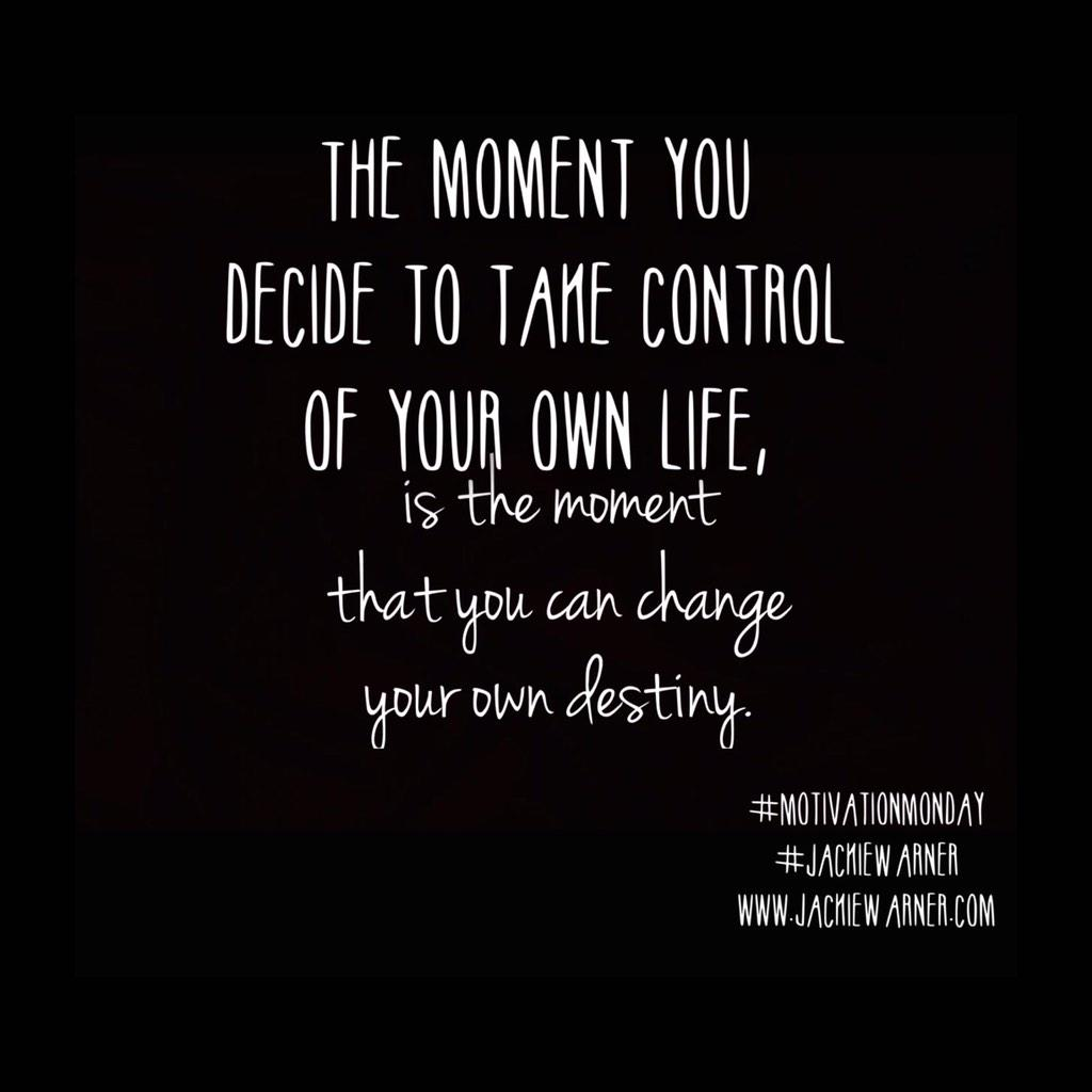 Jackie Warner On Twitter The Moment You Decide To Take Control Of