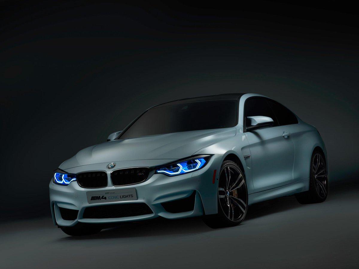 Концепт BMW M4 Iconic Lights был представлен на Международной выставке потребительской электроники CES в Лас-Вегасе. http://t.co/AHdI8dHQ4J