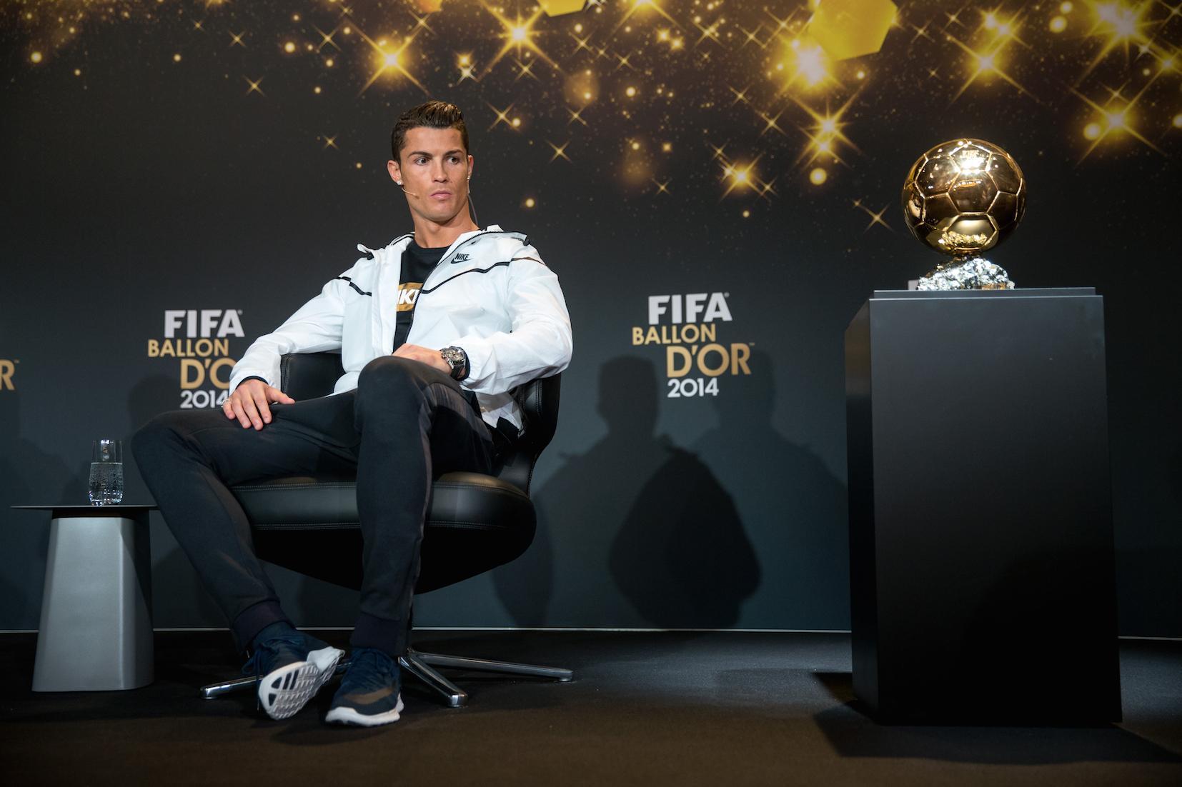 Chi ha vinto il Pallone d'oro 2014? Cristiano Ronaldo