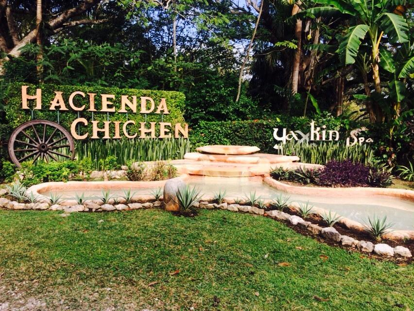 Hacienda Chichén Resort ubicata a Chichén Itzá Messico