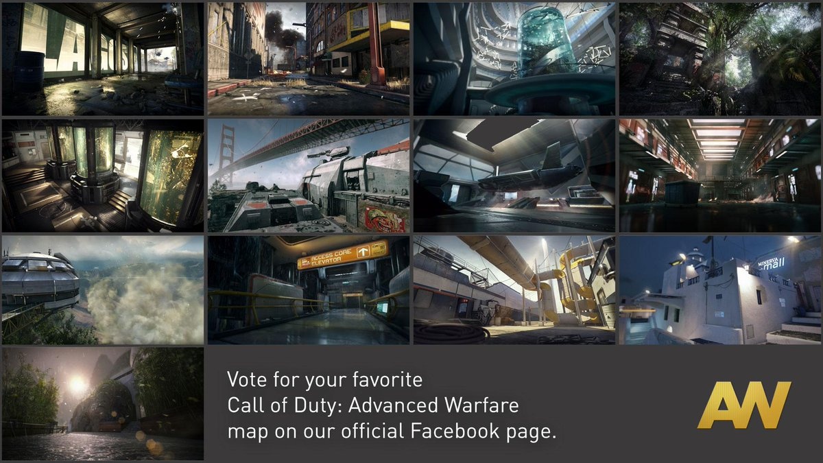 Advanced Warfare: Votez pour une Carte Multijoueur Double XP 24/7! B7KipnHCcAI69tP