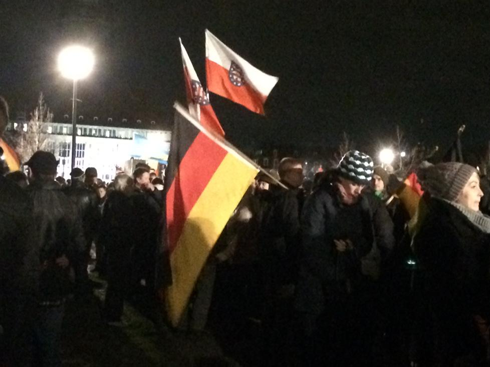 Protests against 'Islamization of Europe' grow in Germany