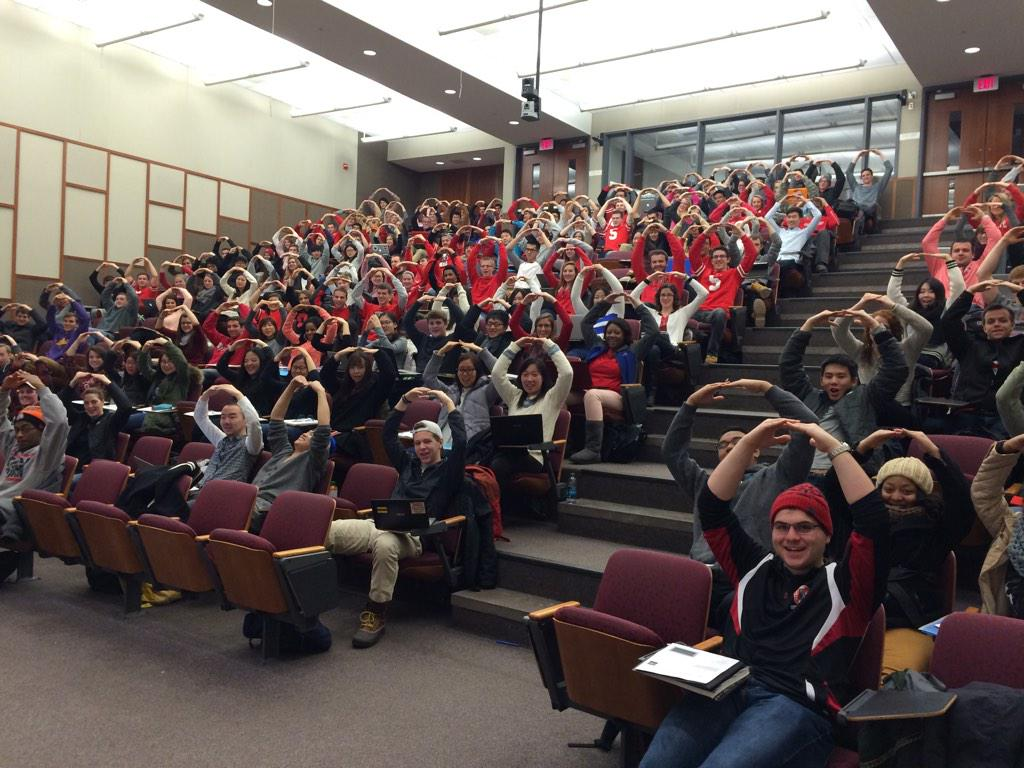 #GoBucks RT @ThomasGoldsby: @FisherOSU sending positive vibes to Texas @OSUCoachMeyer and @Brutus_Buckeye http://t.co/xm8jOWAnYN