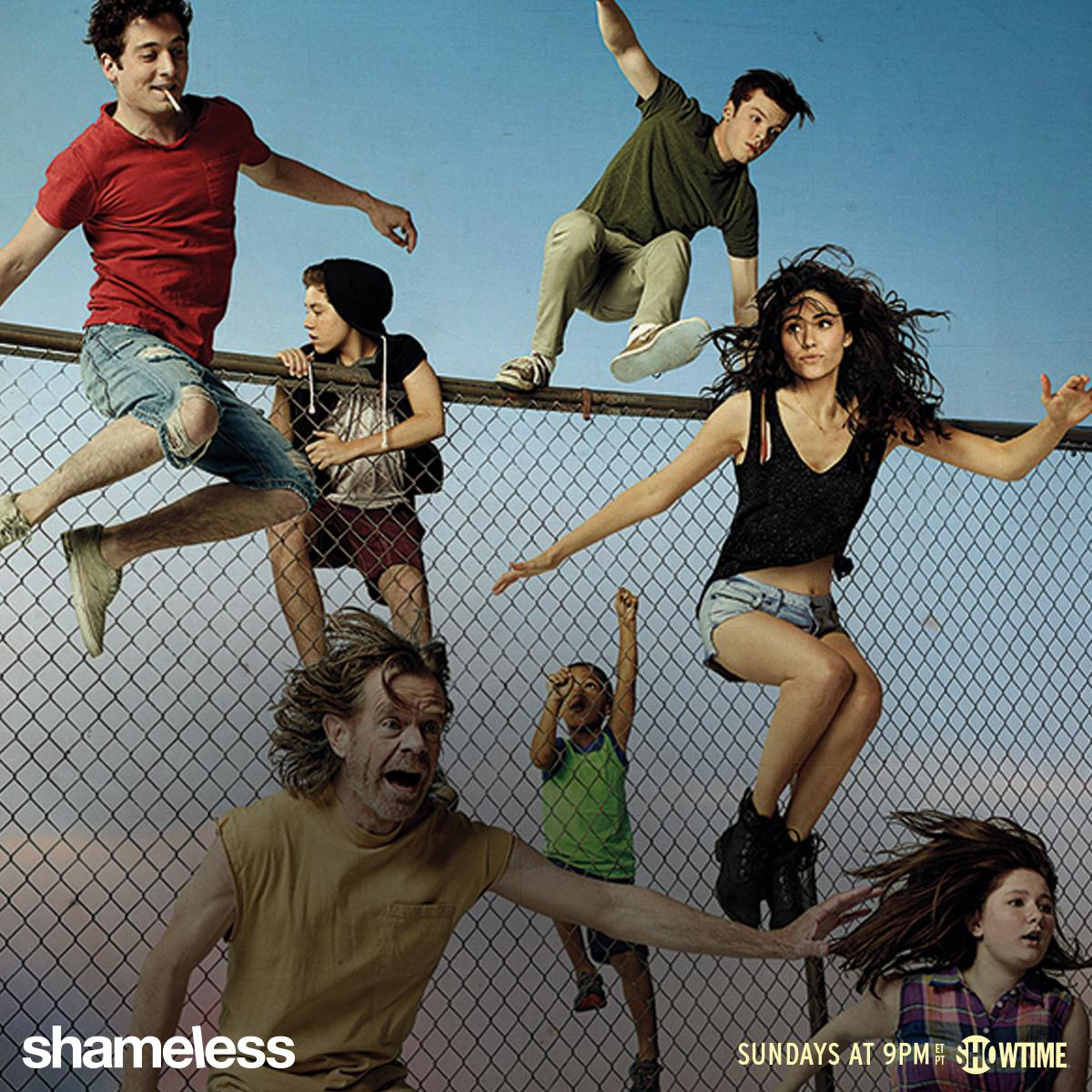 The Gallaghers aren't going anywhere. #Shameless has been picked up for a 6th season! #TeamGallagher #TCA15 http://t.co/O9SKd3I84w