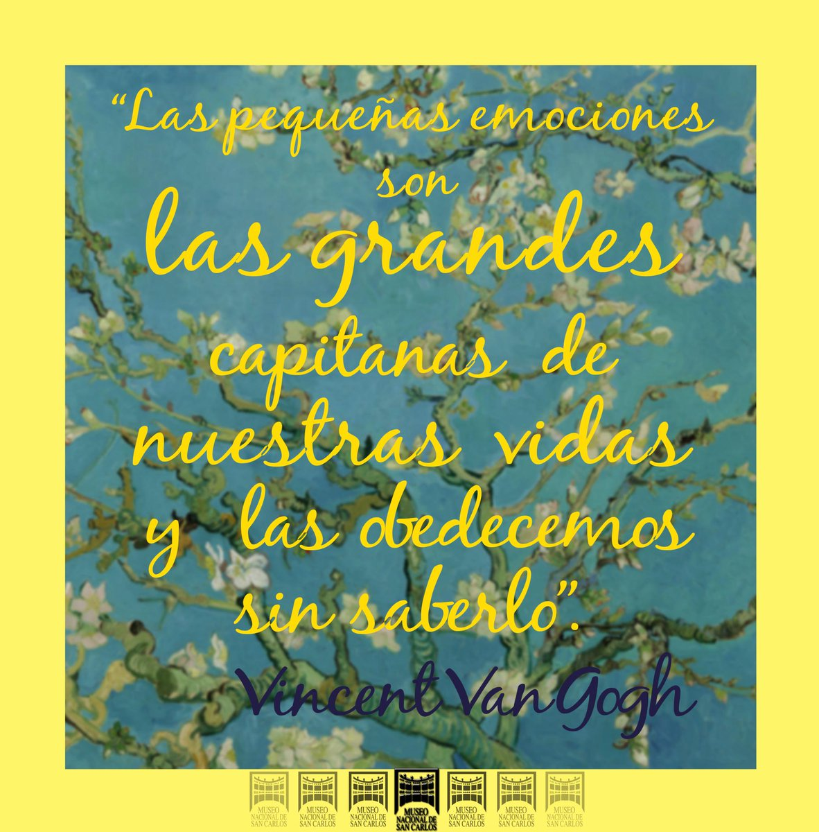 Quote Me On Twitter Rt Museosancarlos Una Frase Del