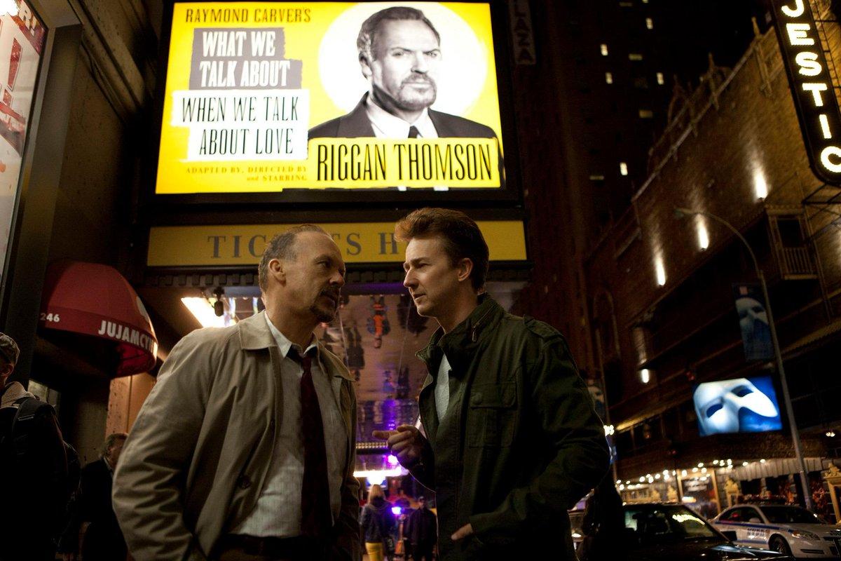 映画『バードマン』公式 on Twit...