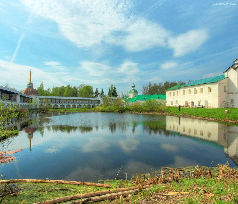 Тихвин ленинградская область фото