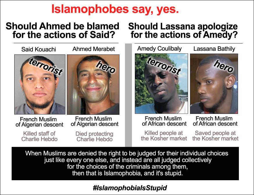 #IslamophobiaIsStupid @Deanofcomedy @laithsaud @nathanlean @MyJihadOrg @CAIRNational @cairchicago #JesuisAhmed http://t.co/FmbuUX6y55