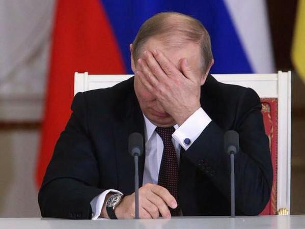 Обвал российского рубля продолжается из-за падения цен на нефть: евро - 76,24 руб., доллар - 64,98 руб. - Цензор.НЕТ 3305