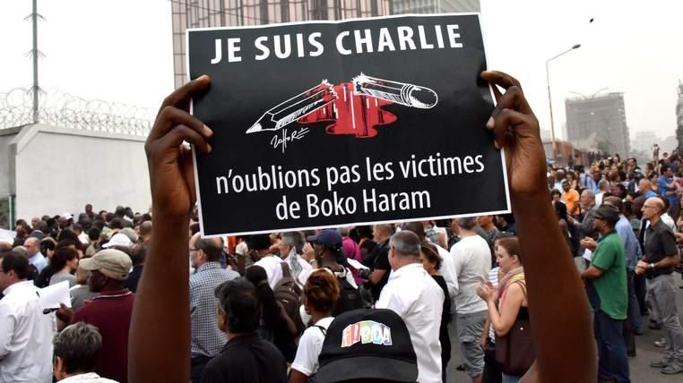 Por que nos mobilizamos pela França, mas nos esquecemos da Nigéria?