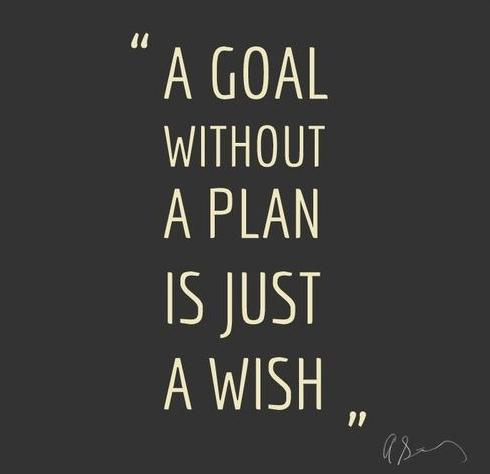 """A goal without a plan is just a wish"" http://t.co/nz8oy6p4Mh"