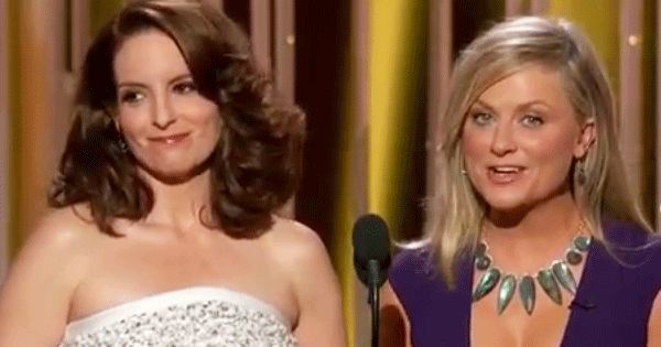 Tina Fey And Amy Poehler Joke About The Bill Cosby Rape Allegations [Video] http://t.co/cCQu5vZvps #TinaandAmy http://t.co/TRD64Mee7X